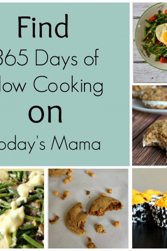 Some more yumminess on Today's Mama!