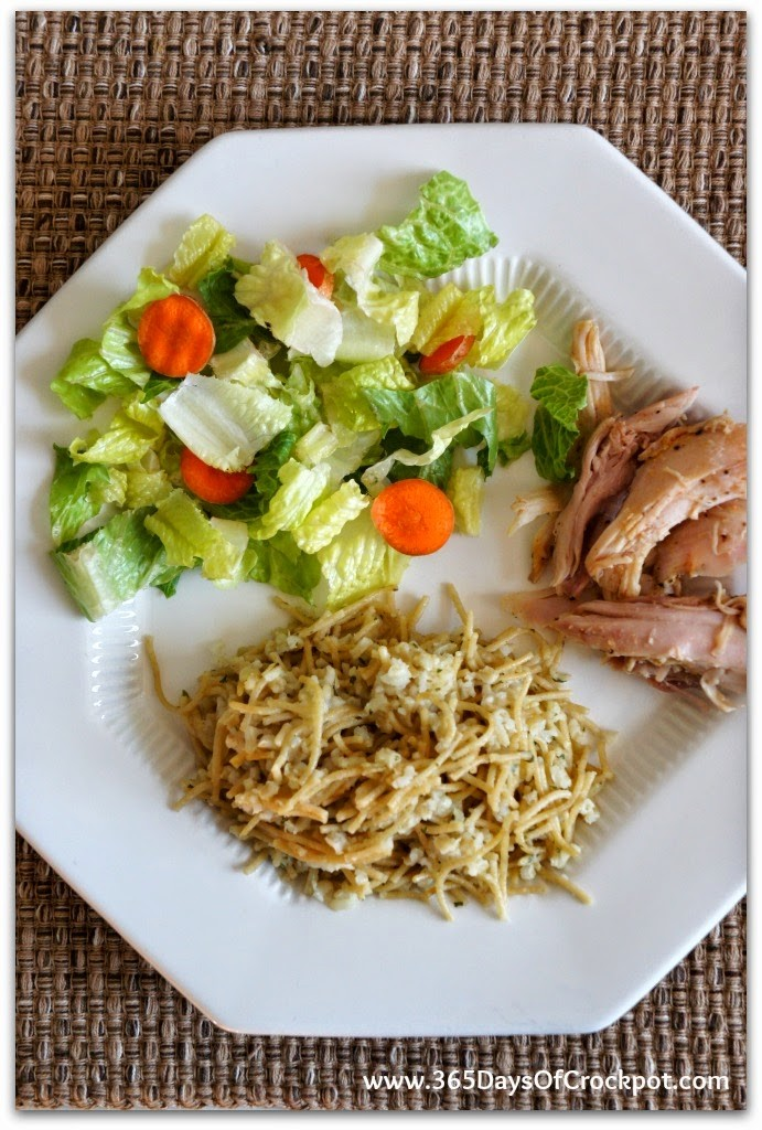 """Instant Pot Homemade Rice-A-Roni--Do you love """"the San Francisco treat"""" but want to make it from scratch?  Make this super easy version of Rice-A-Roni in your Instant Pot!  It's the perfect side dish for so many meals."""