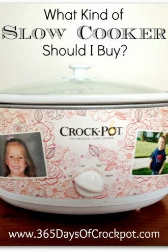 What Kind of Slow Cooker Do You Use?