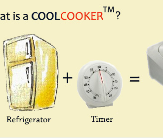 The CoolCooker–a refrigerated slow cooker?!?