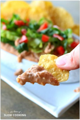 Slow Cooker Dip Recipes for Game Day