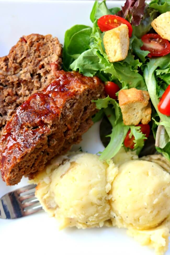 Meatloaf: top 25 American Instant Pot recipes that you should try out soon
