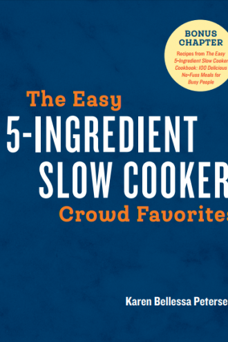 Coupon Code for The Easy 5 Ingredient Slow Cooker Cookbook