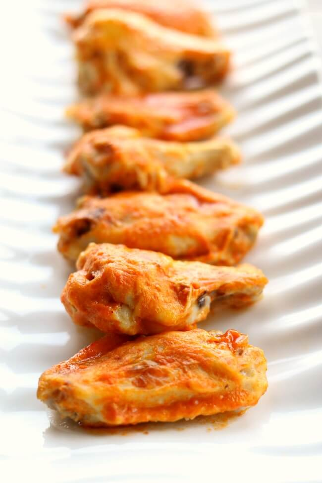 buffalo wings 28 Fall Instant Pot and Slow Cooker Recipes