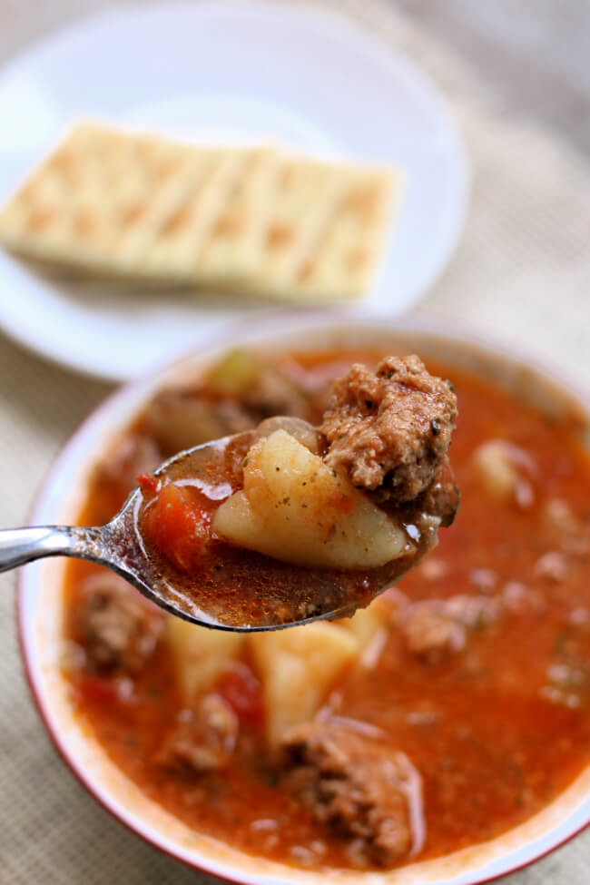 Vegetable beef stew: top 25 American Instant Pot recipes that you should try out soon
