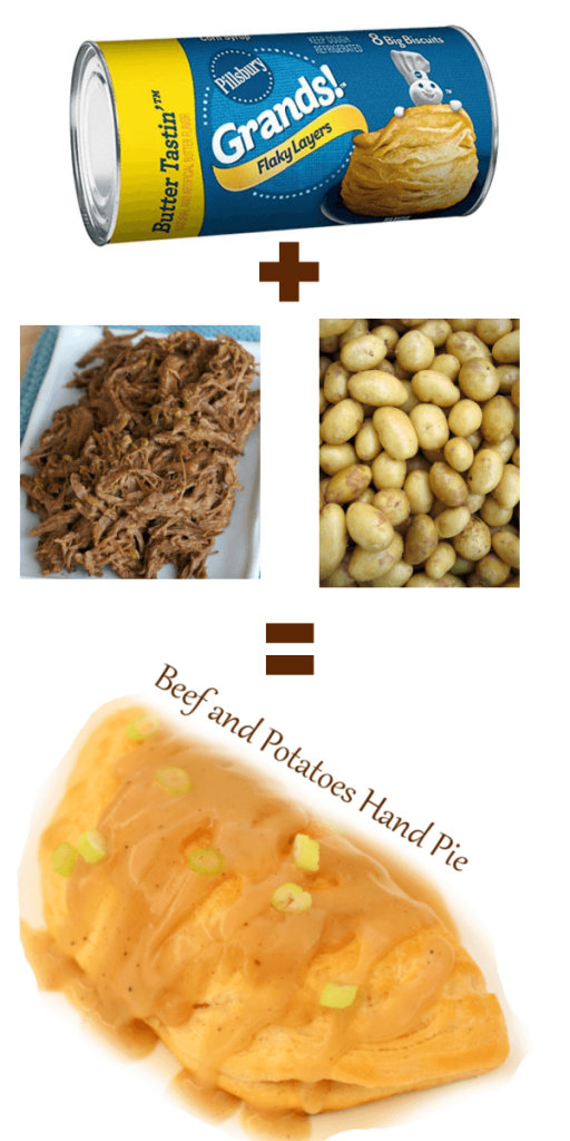 easy way to make pasties with the instant pot